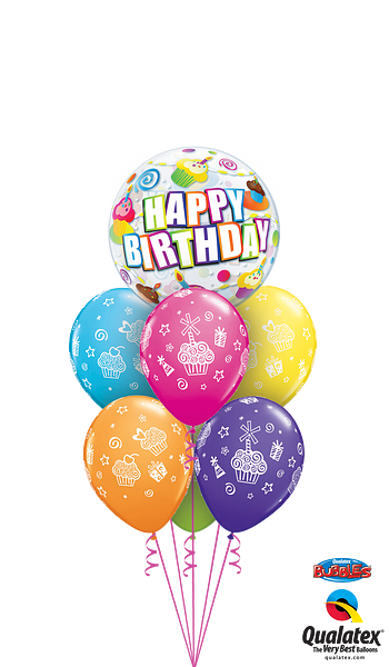 30799  31227  Birthday Colourful Cupcakes Bubble Luxury.png