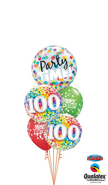 49565  23636  52962  100th Bday Confetti Dots Party Time Bubble Staggered.png